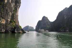 La Bahía de Ha Long Patrimonio Natural Mundial (Fotos)